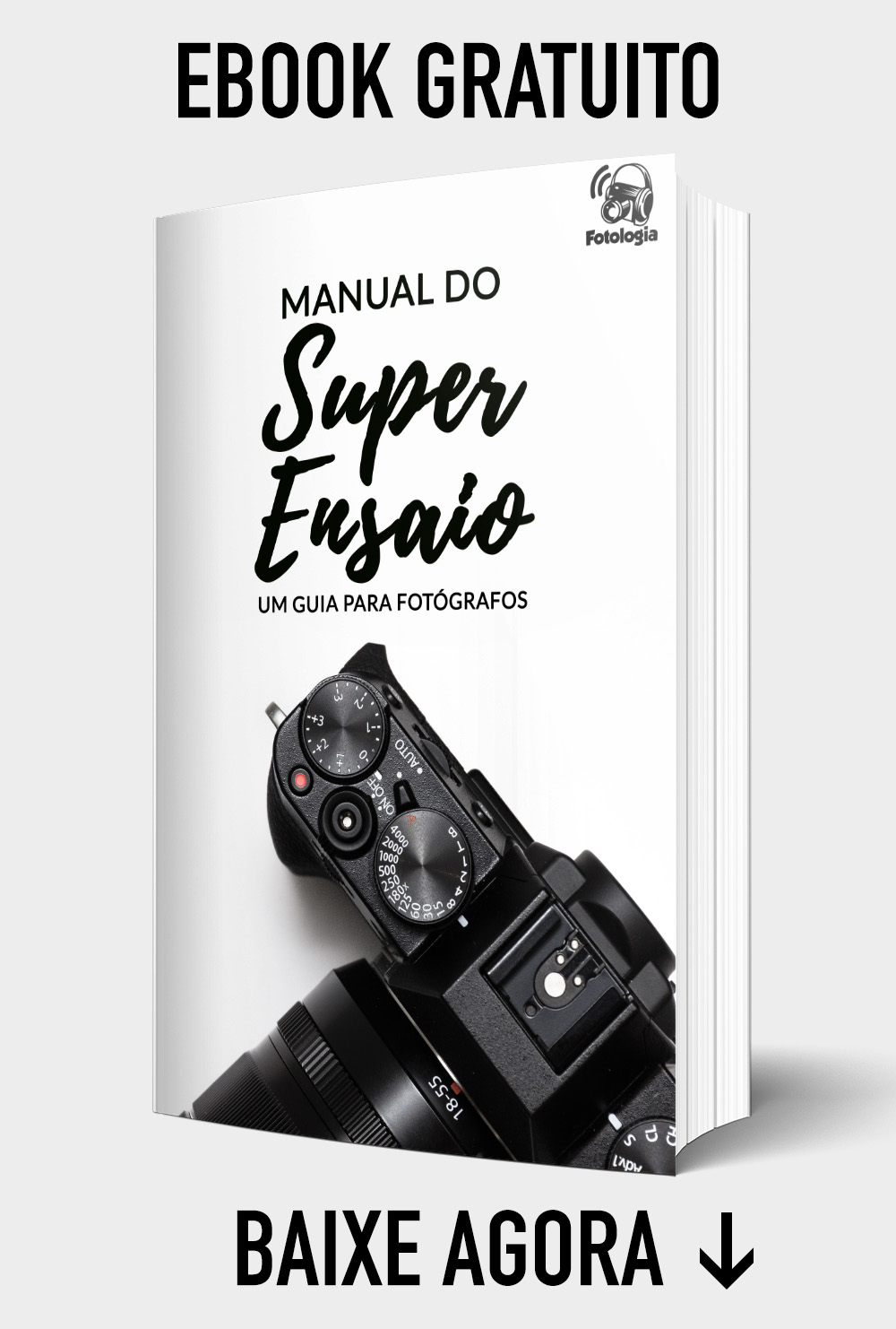 EBOOK MANUAL DO SUPER ENSAIO