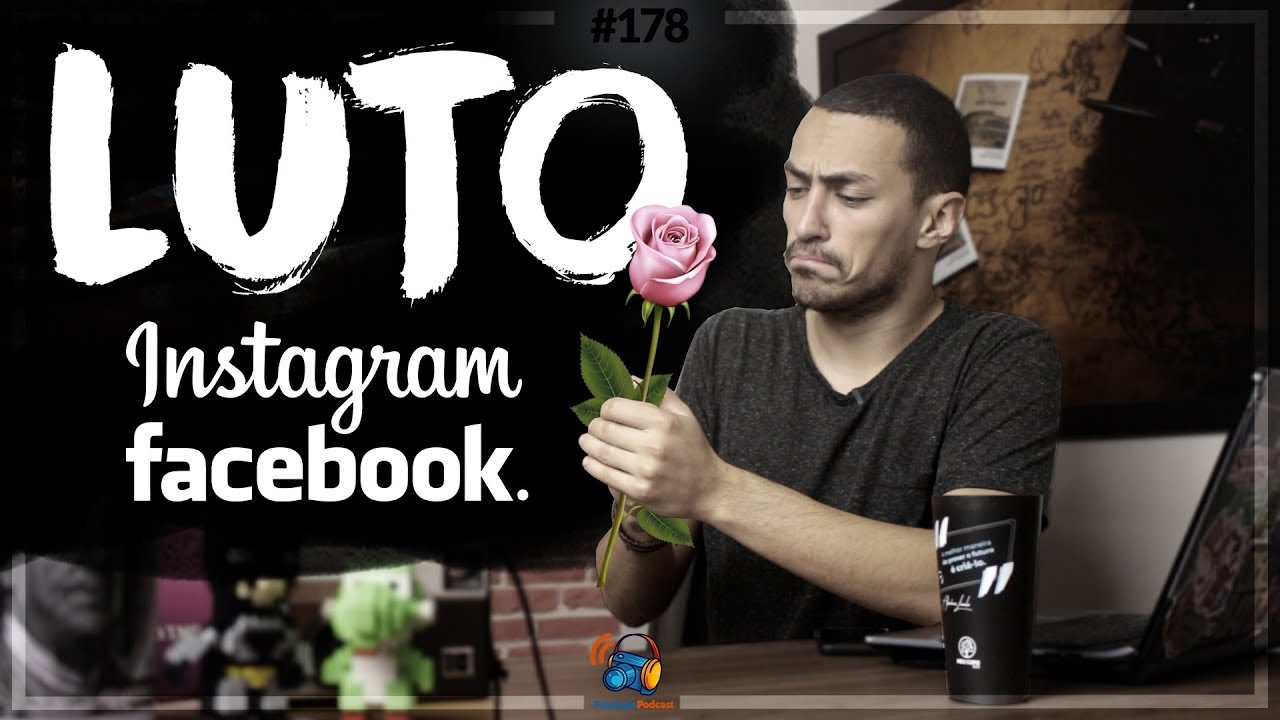 INSTAGRAM E FACEBOOK MORRERAM - Hora do plano B